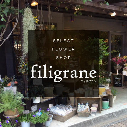 flower shop filigrane